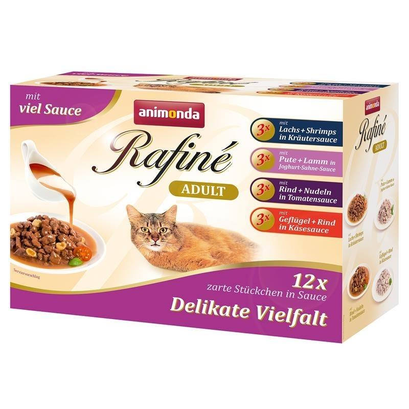 Animonda Rafine Soupe Katzenfutter im Multipack