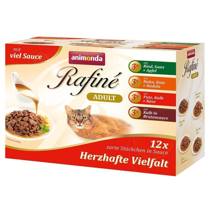 Animonda Rafine Soupe Katzenfutter im Multipack, Bild 2
