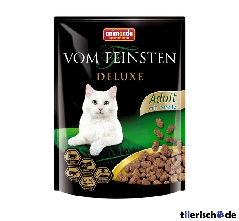 Animonda Vom Feinsten Deluxe Adult Katzenfutter, Bild 2