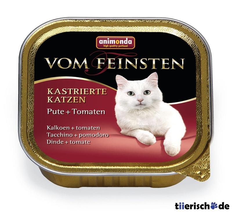 Animonda vom Feinsten für kastrierte Katzen, Bild 2