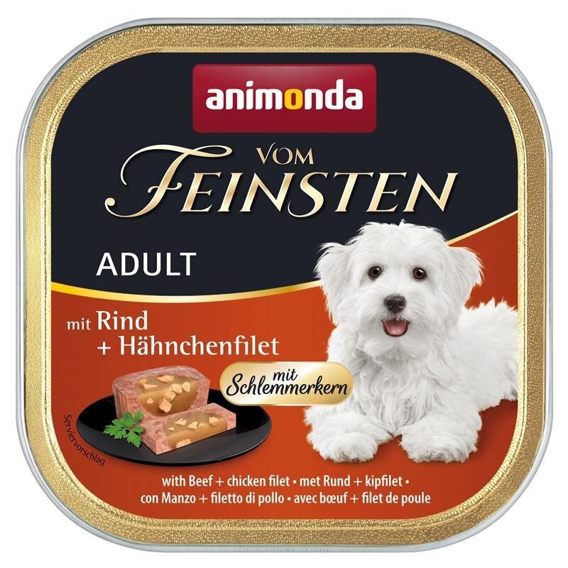 Animonda Vom Feinsten Hundefutter mit Schlemmerkern, Bild 2