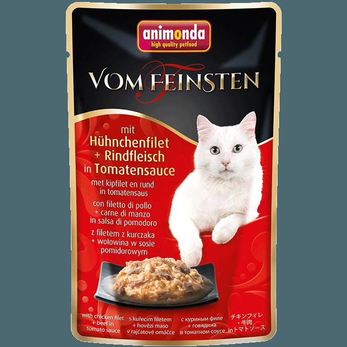 Animonda vom Feinsten Katzenfutter im Portionsbeutel, Bild 2