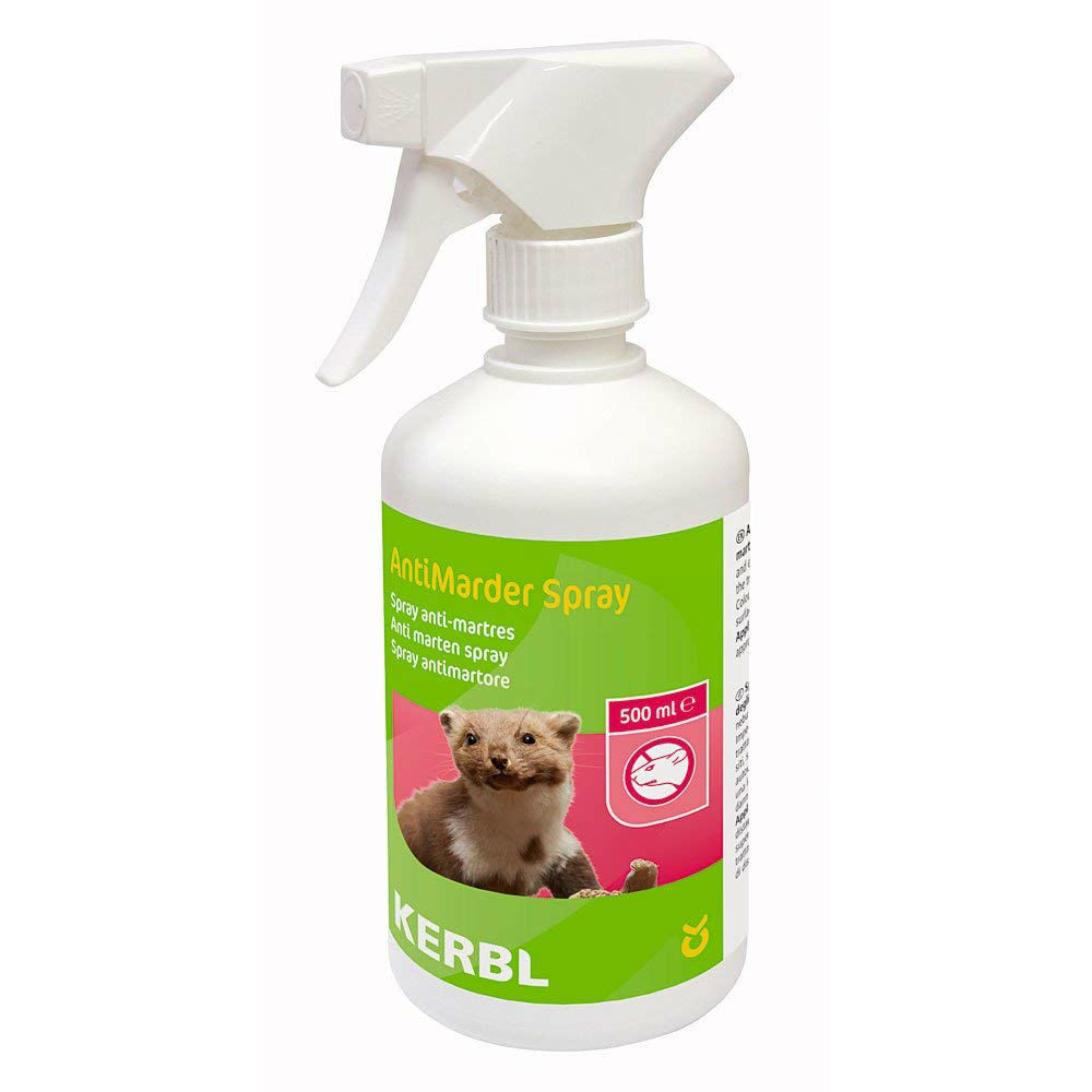 Kerbl Antimarder-Spray, 500 ml
