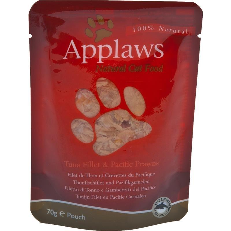 Applaws Cat im Portionsbeutel Nassfutter für Katzen, Bild 2