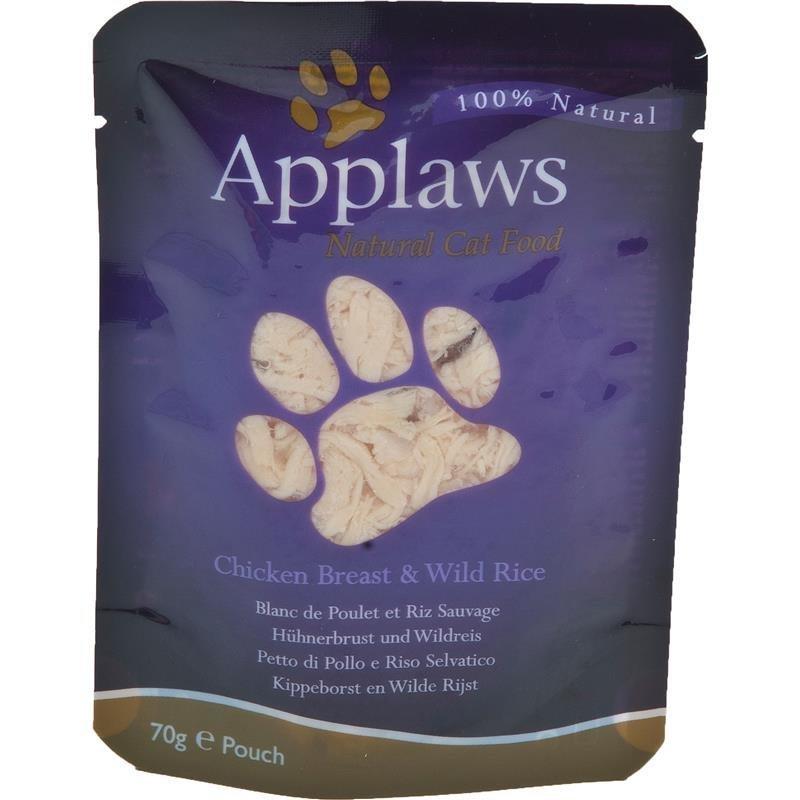 Applaws Cat im Portionsbeutel Nassfutter für Katzen, Bild 5