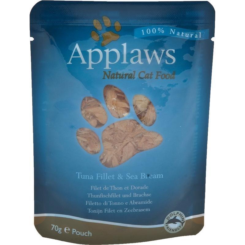 Applaws Cat im Portionsbeutel Nassfutter für Katzen, Bild 6