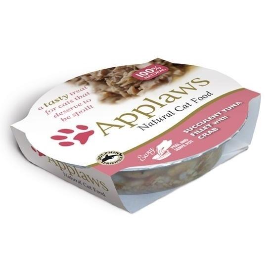Applaws Cat Pots Katzenfutter in Schälchen, Bild 3