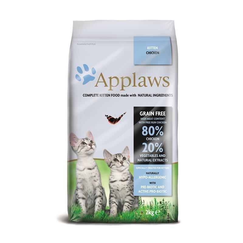 Applaws Trockenfutter Katze