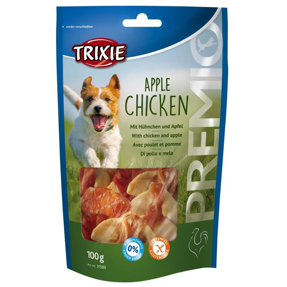 TRIXIE Apple Chicken Premio Hundesnack 31593