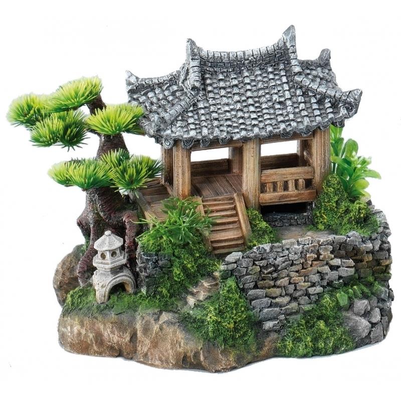 EBI Aqua Della Korean Cottage, ca. 23 x 13 x 22 cm