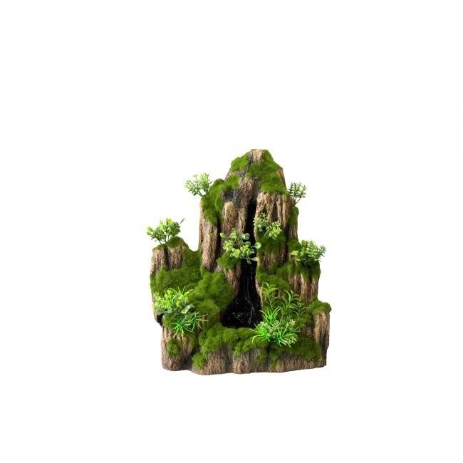 Aqua Della Waterfall Moss Rock Small, Bild 3