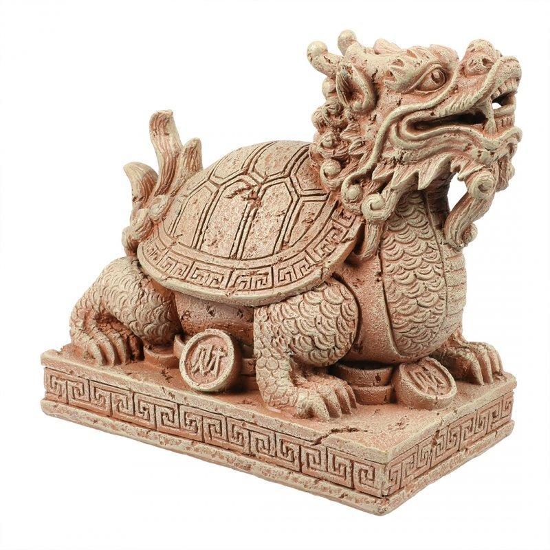 Aqua Della Zodiac Drachenschildkröte Preview Image