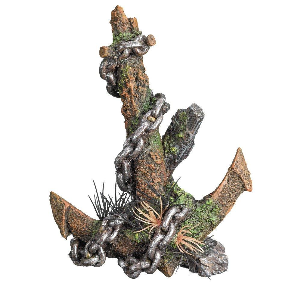 Nobby Aqua Ornaments Anker mit Pflanzen Preview Image
