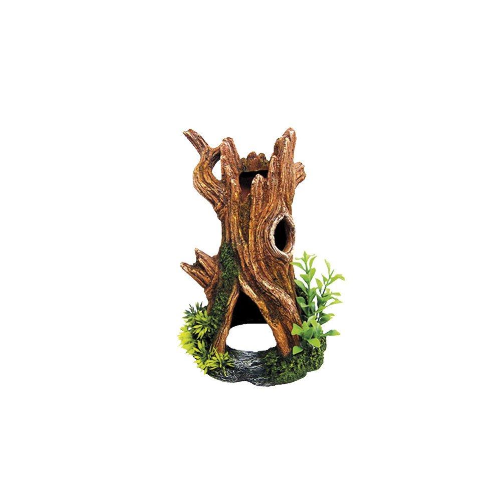Nobby Aqua Ornaments Baumstamm, 14,8 x 14,0 x 22,3 cm