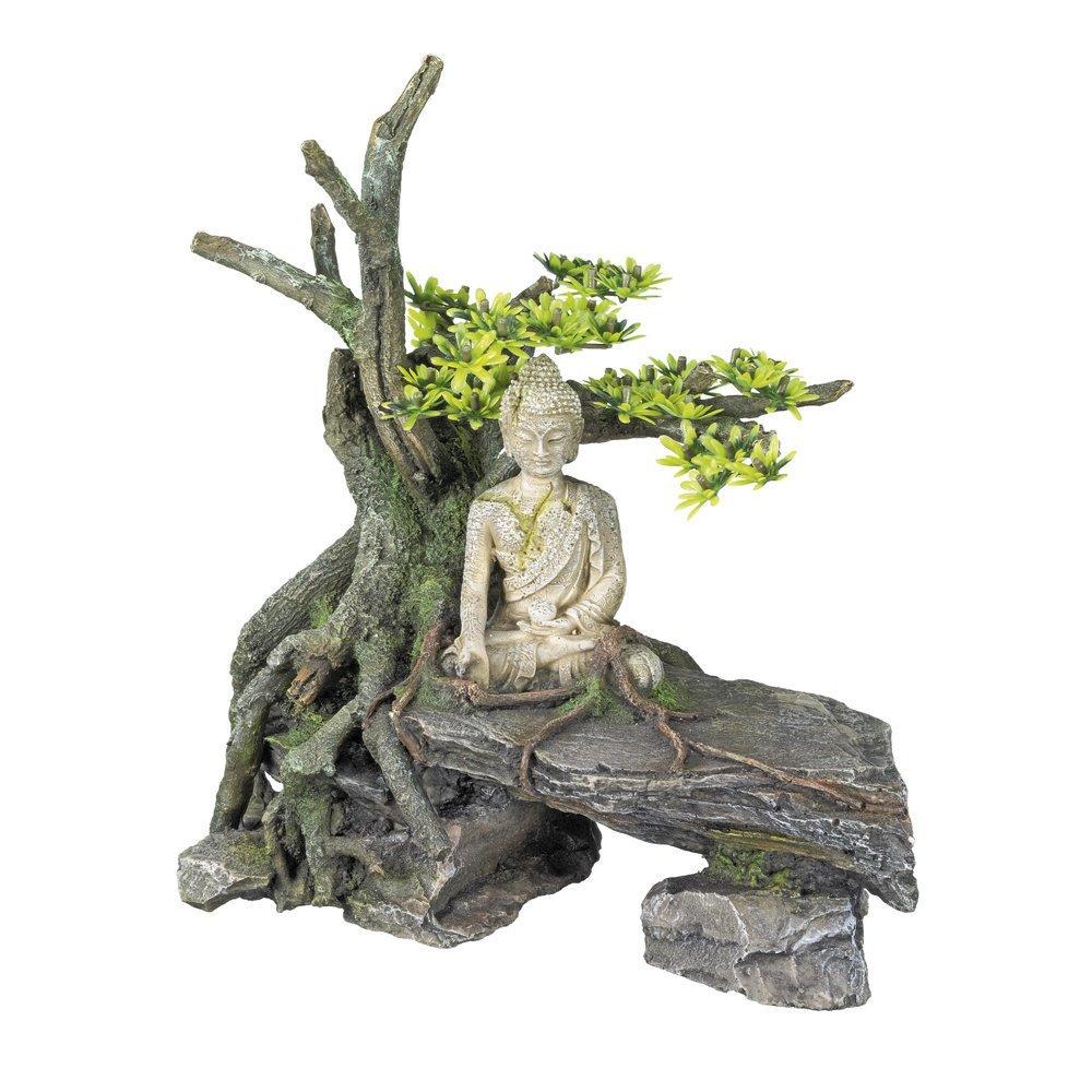 Nobby Aqua Ornaments Buddha mit Baum