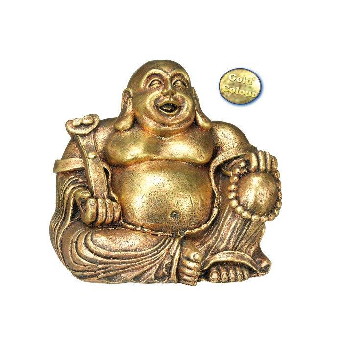 Nobby Aqua Ornaments Lachender Buddha Preview Image