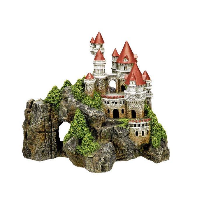 Nobby Aqua Ornaments Schloss mit Felsen Preview Image