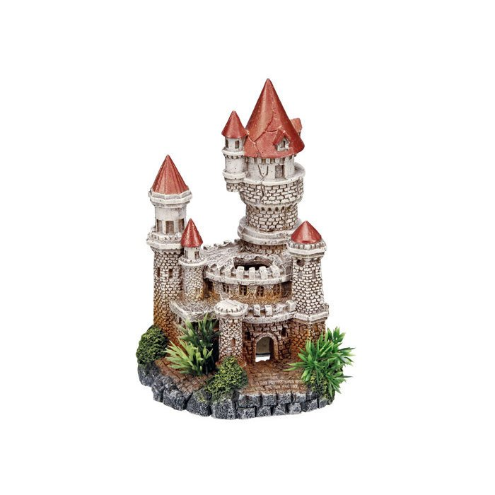 Nobby Aqua Ornaments Schloss mit Pflanzen Preview Image