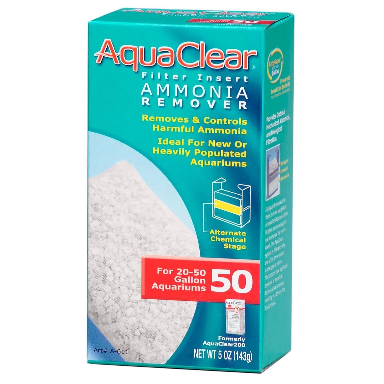 Aqua Clear AquaClear Ammoniakentferner-Filtereinsatz, Bild 3