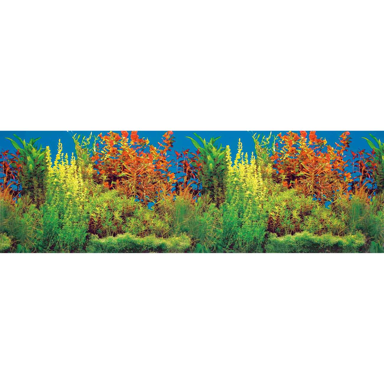 Trixie Aquarien Rückwand, doppelt, Süßwasser, 120×50 cm