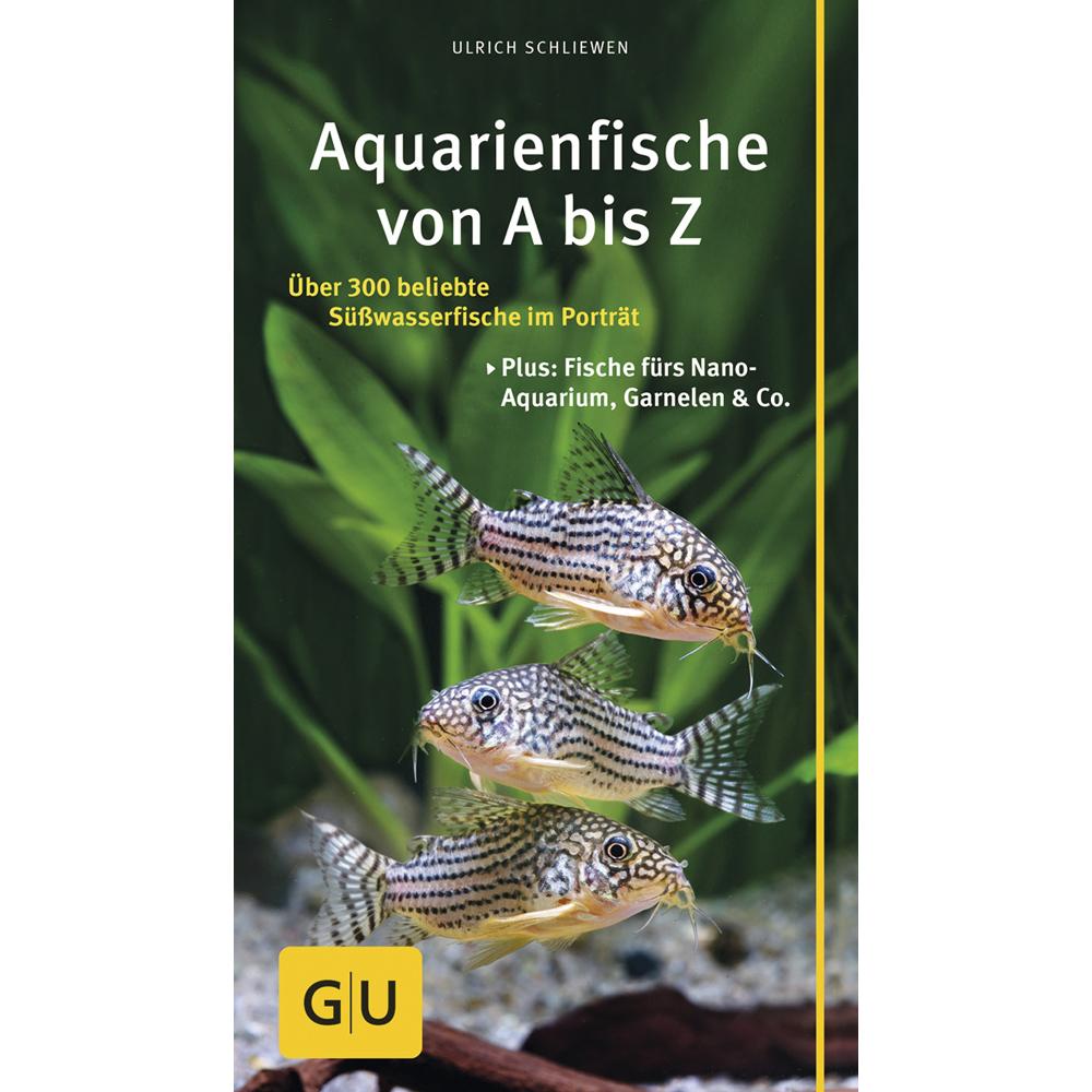 GU Verlag Aquarienfische von A-Z