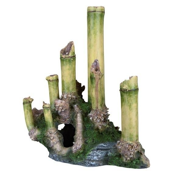 Aquarium Bambus Mit Hohle Von Trixie Gunstig Bestellen