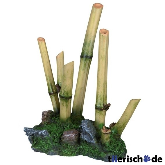 Aquarium Deko Bambus Von Trixie Gunstig Bestellen