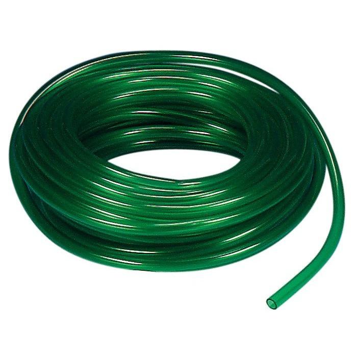 Trixie Aquariumschlauch aus Kunststoff, 20 m-Rolle/ø 12-16 mm, grün