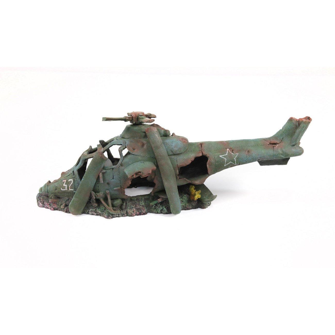 Aquatlantis Aqua Decor Hubschrauber, Bild 2