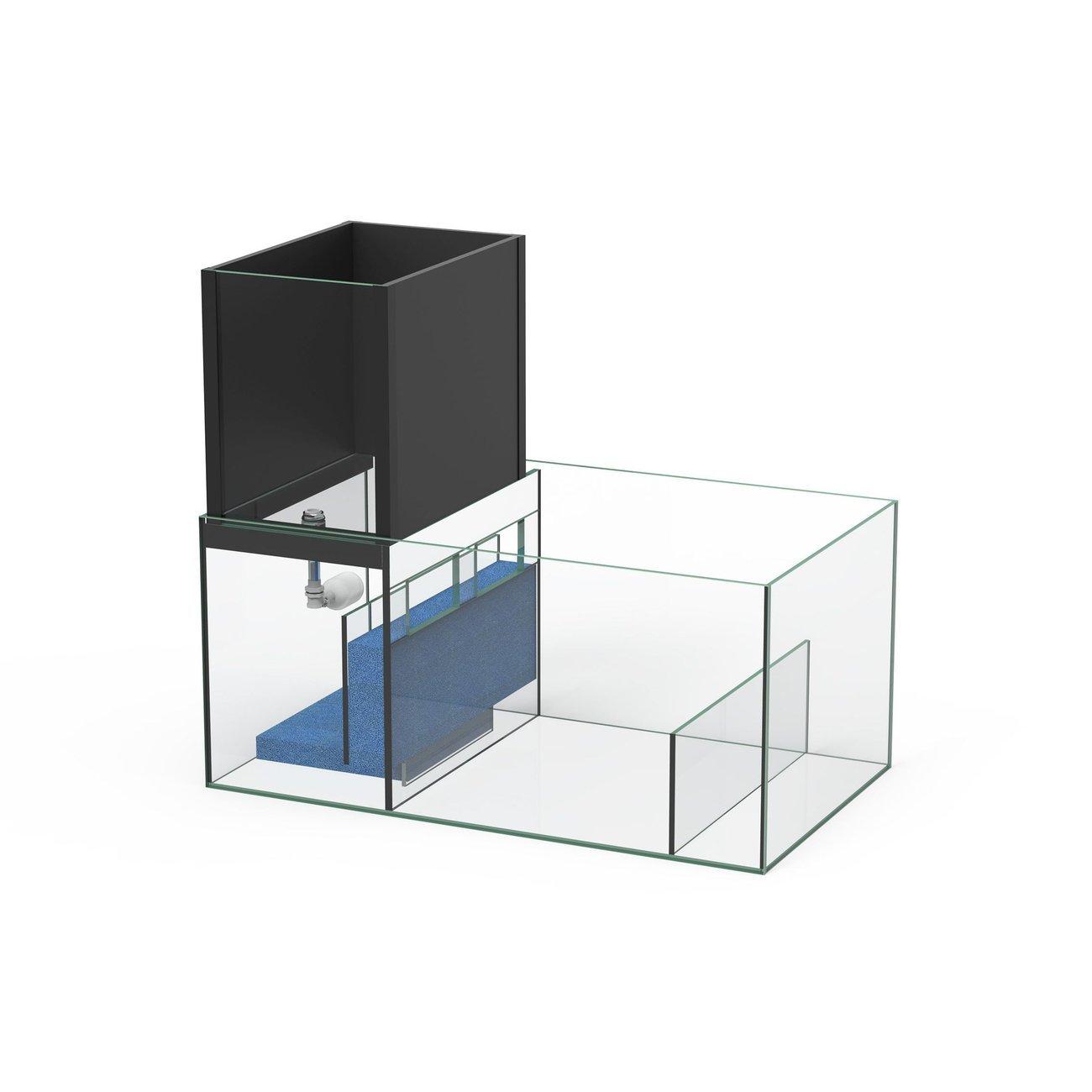 Aquatlantis AquaView 120 mit Unterschrank, Bild 6