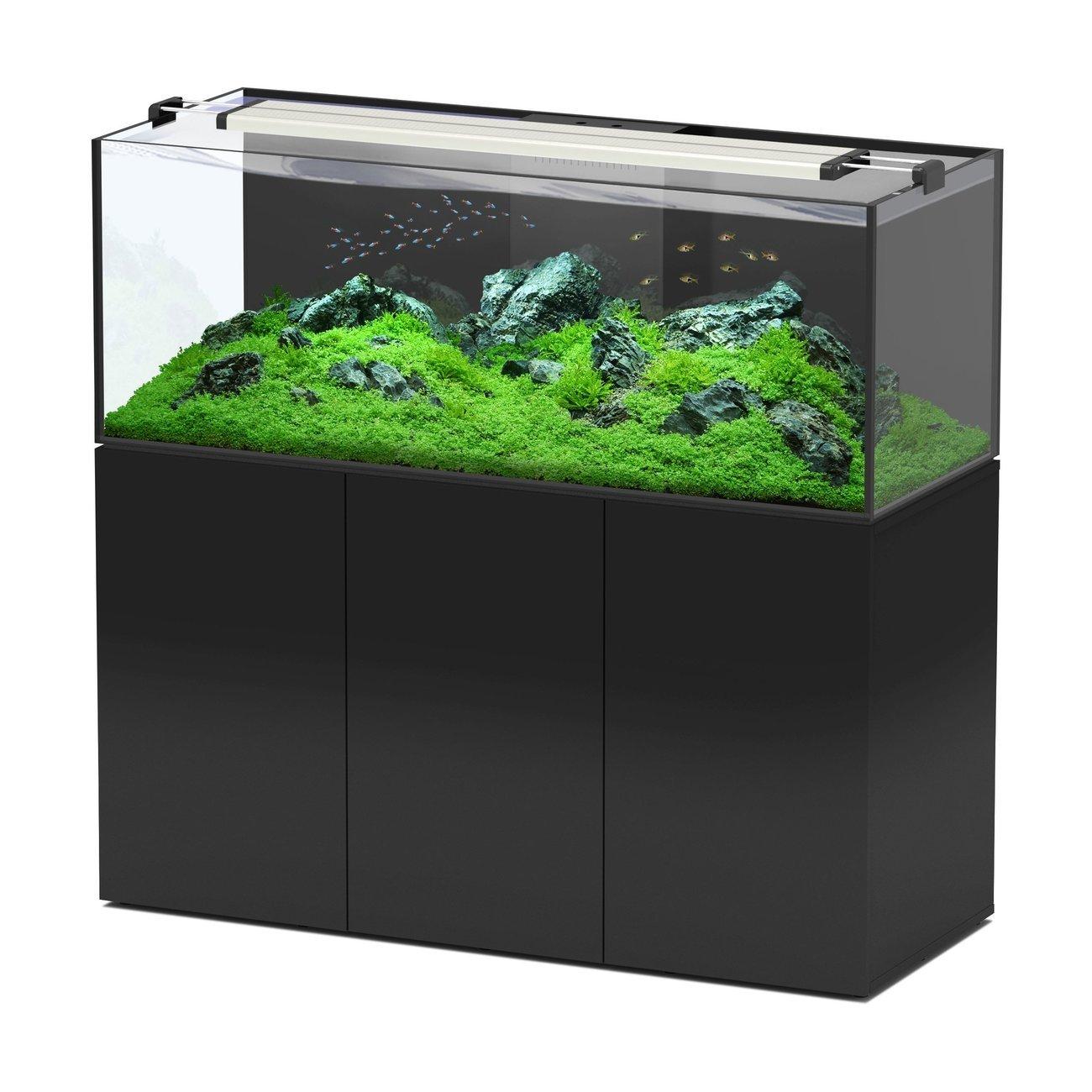 Aquatlantis AquaView 150 mit Unterschrank