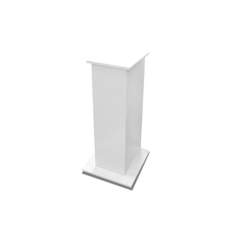 Aquatlantis Unterschrank für Nano Cubic Aquarium, 20, weiß