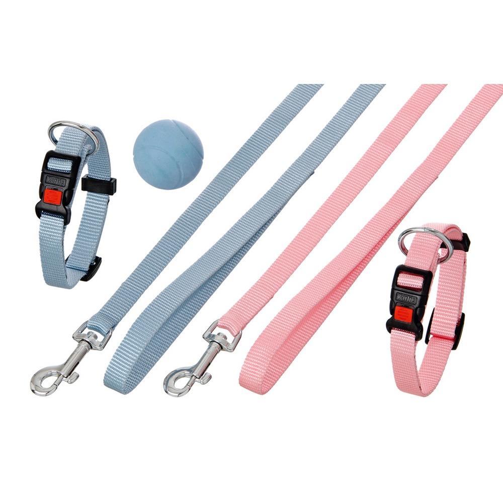 Karlie Art Sportiv Plus Puppy Set Halsband und Leine