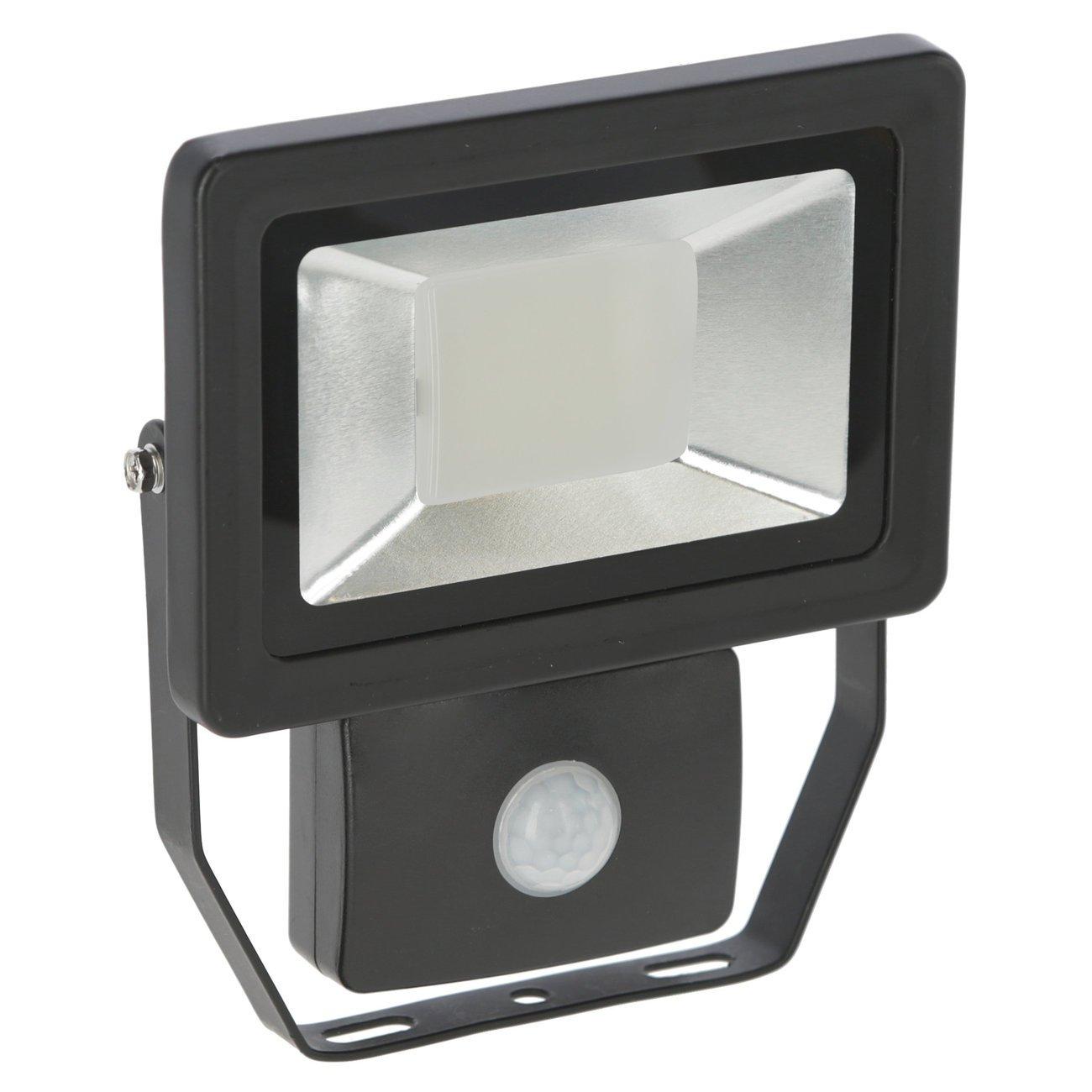 Kerbl Außenstrahler LED mit oder ohne Bewegungsmelder, 30 Watt - mit Bewegungsmelder