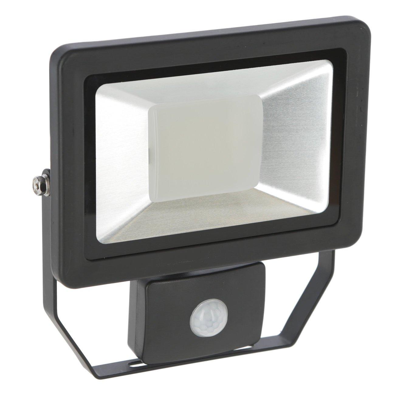 Kerbl Außenstrahler LED mit oder ohne Bewegungsmelder, 10 Watt - mit Bewegungsmelder
