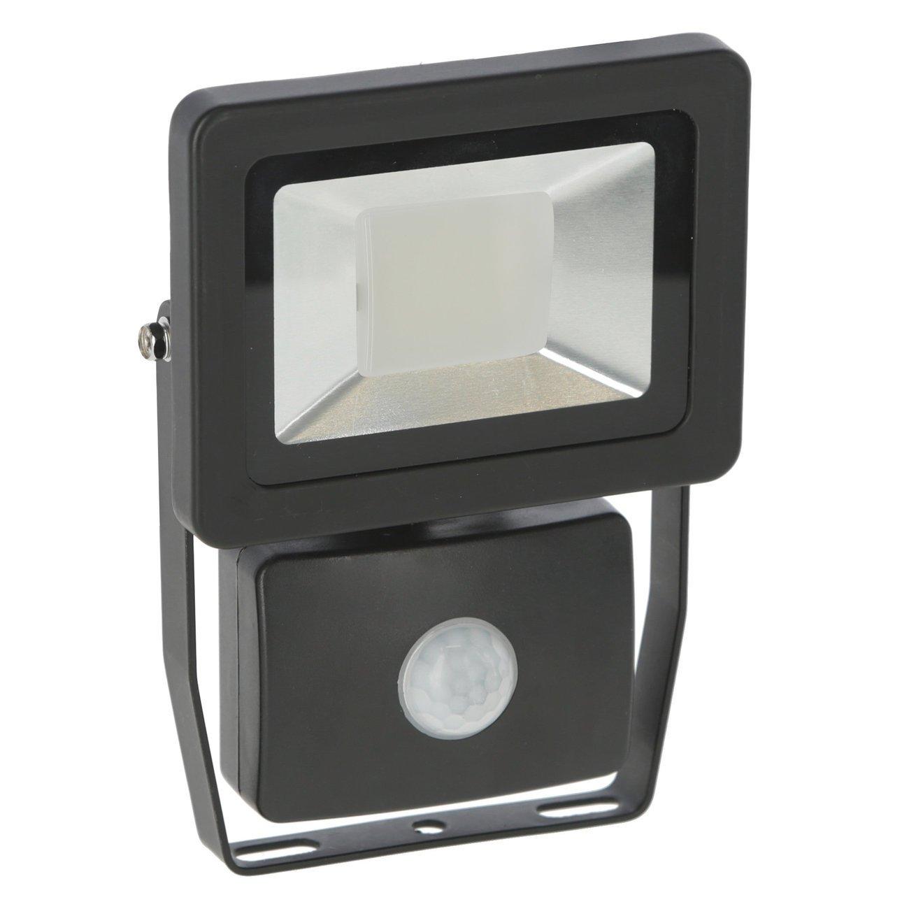 Kerbl Außenstrahler LED mit oder ohne Bewegungsmelder, 20 Watt - mit Bewegungsmelder