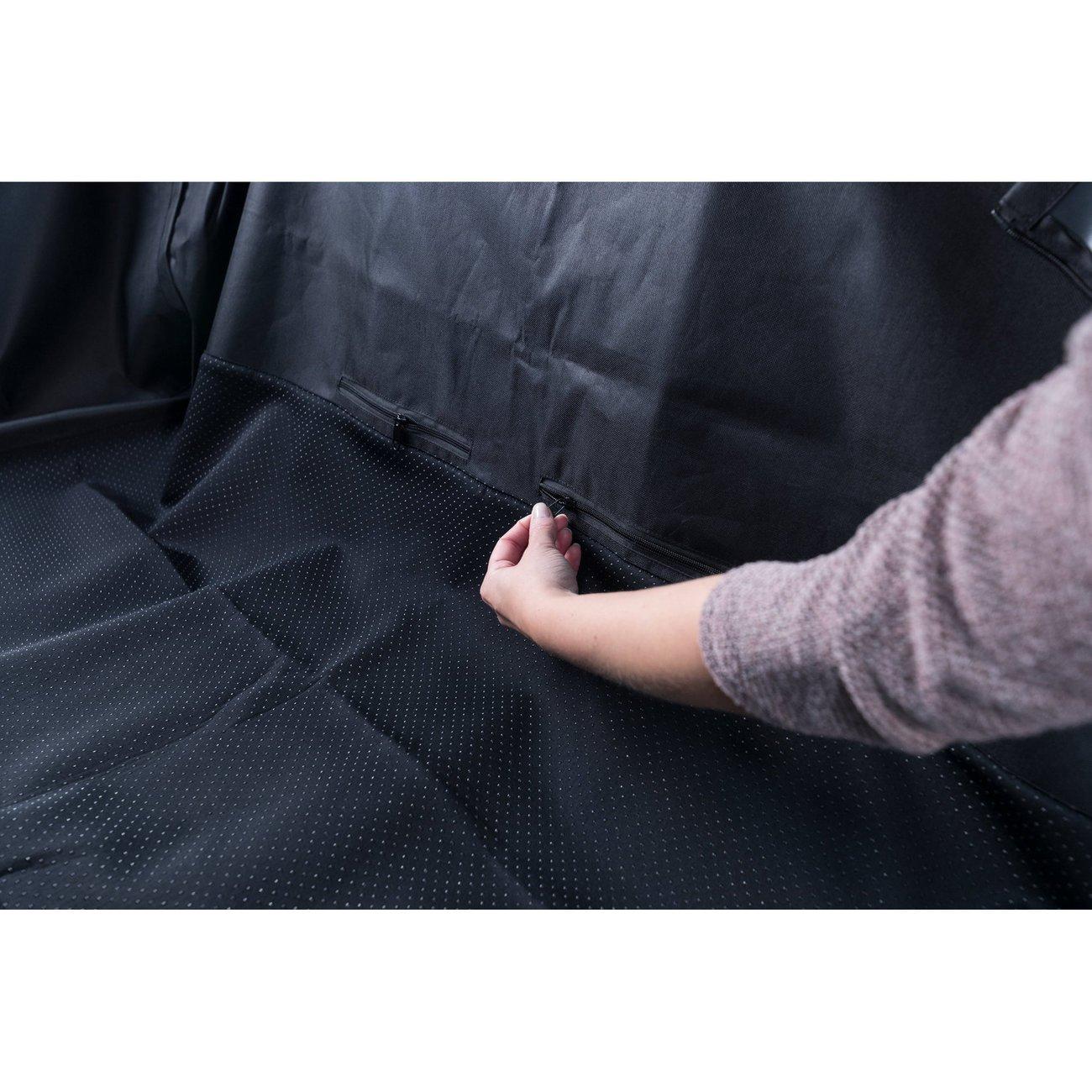 TRIXIE Auto Hundedecke mit Seitenteilen für Rücksitz 1348, Bild 10