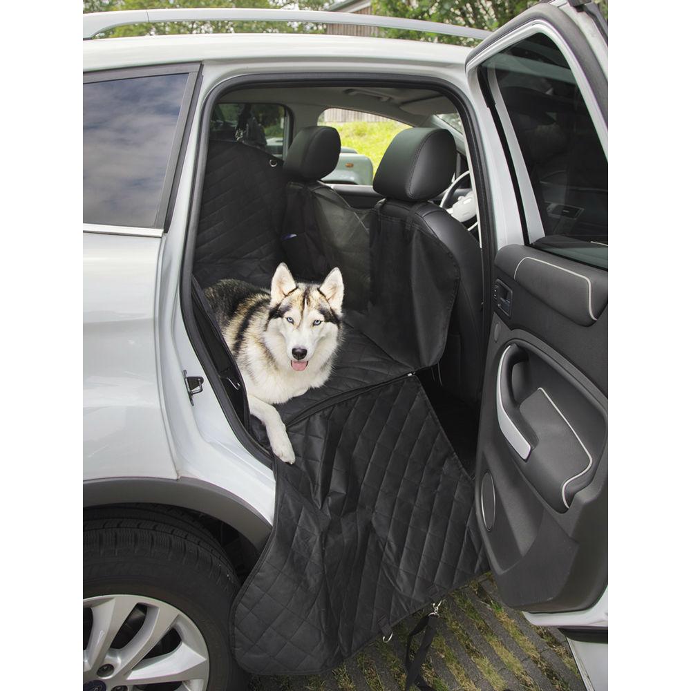 Nobby Autositz Schutzdecke für die Rücksitzbank