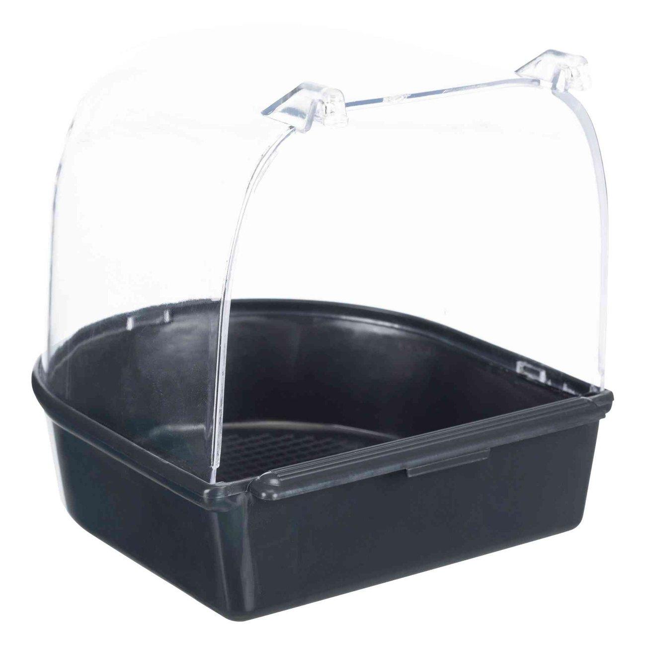 TRIXIE Badehaus für Vögel halbrund 5401, Bild 4