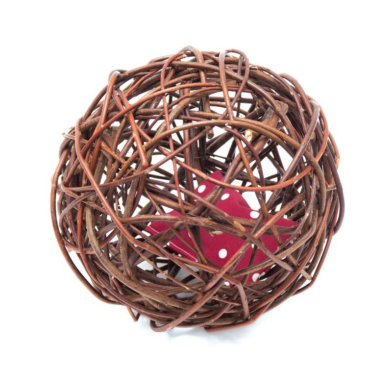 Aumüller Baldi Ball Katzenball, 18 x 18 x 18 cm