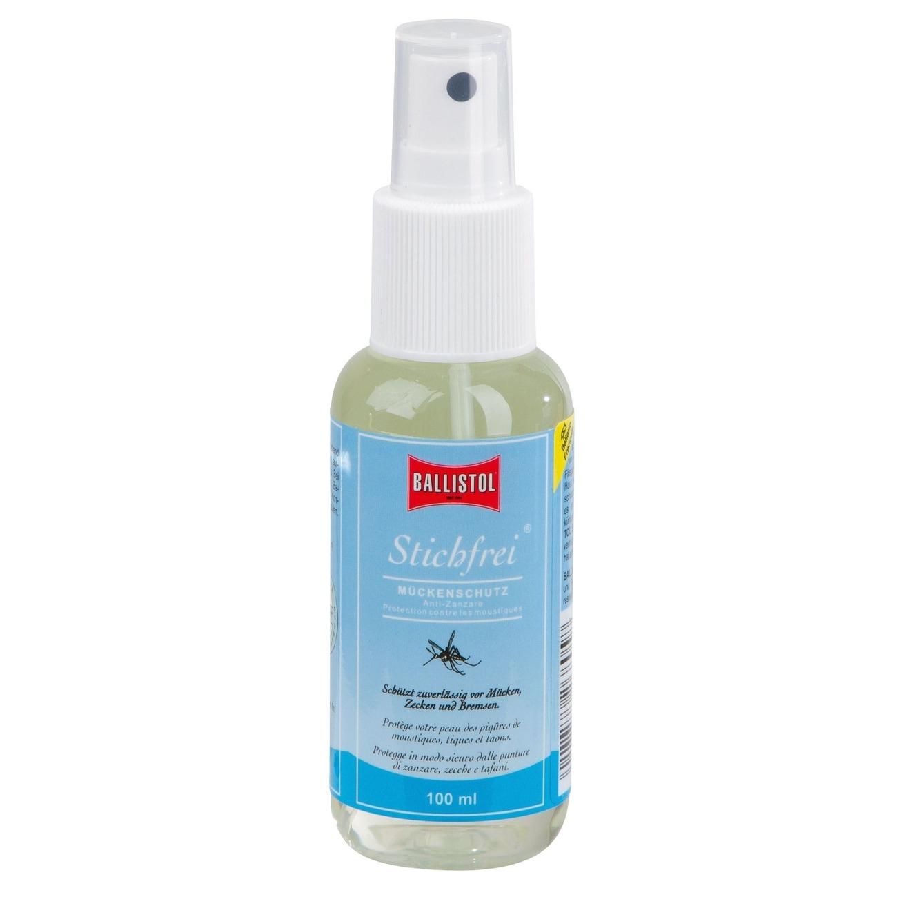 Ballistol Stichfrei Zecken- u. Mückenschutz für den Reiter, 100 ml