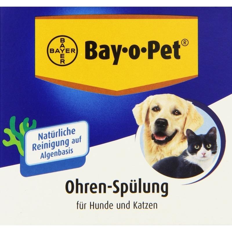 Bayer Bay-o-Pet Ohrenspülung Hund und Katze