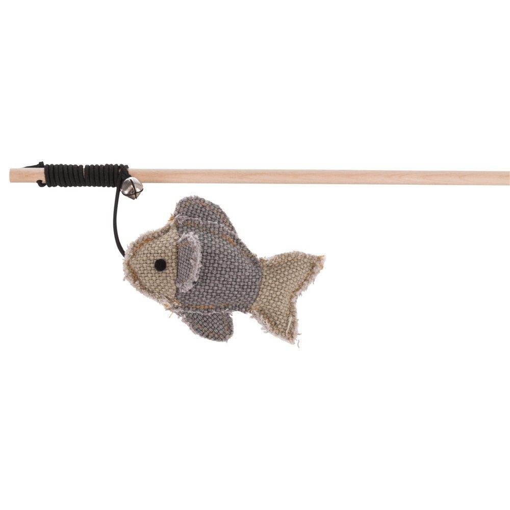 TRIXIE BE NORDIC Spielangel mit Fisch 45513
