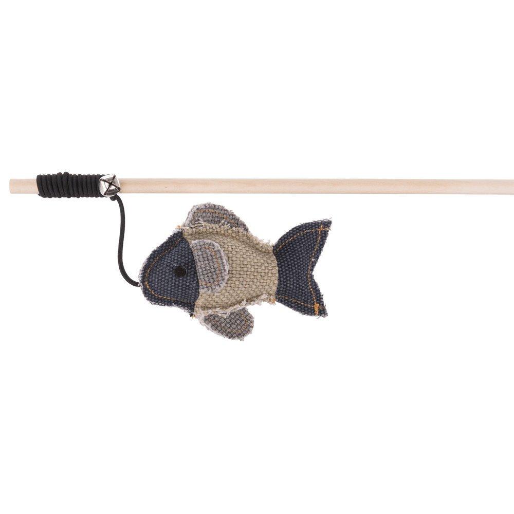 TRIXIE BE NORDIC Spielangel mit Fisch 45513, Bild 2