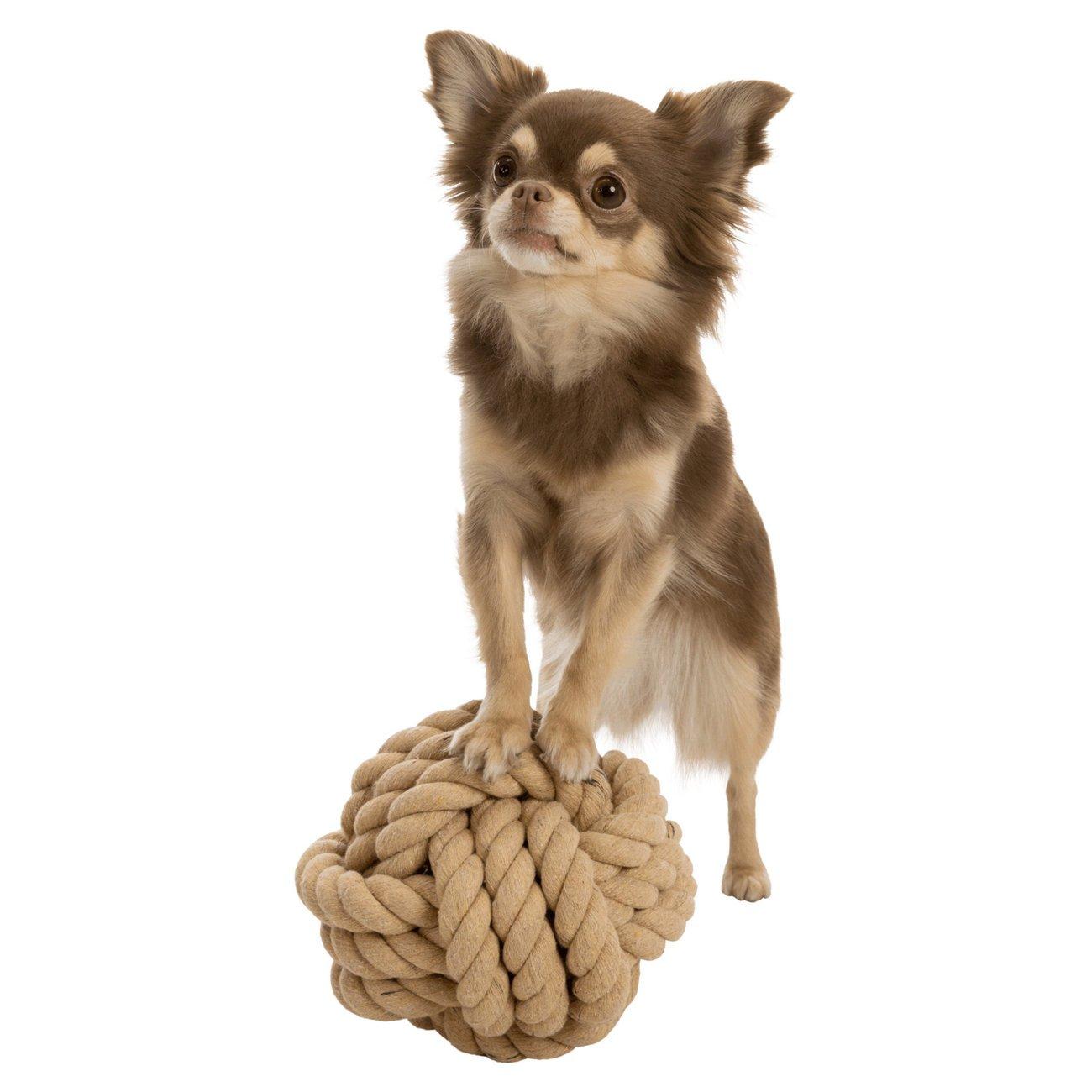 Trixie BE NORDIC Tau-Ball Hundespielzeug 32630, Bild 2