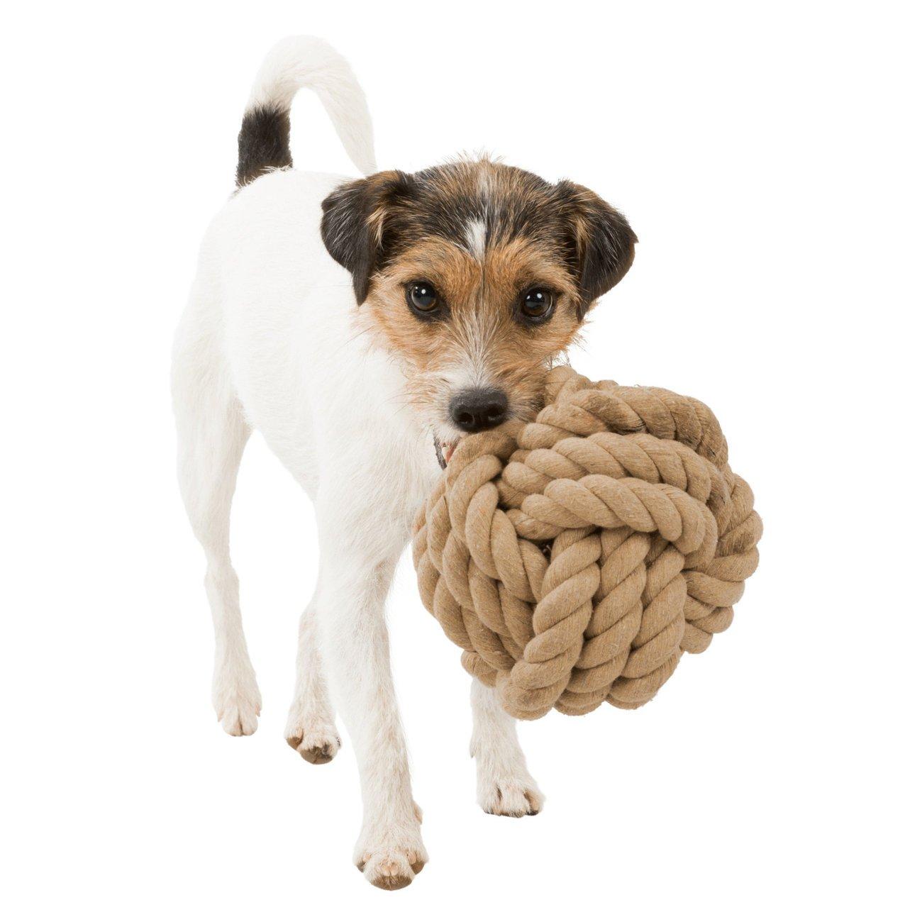 Trixie BE NORDIC Tau-Ball Hundespielzeug 32630, Bild 4