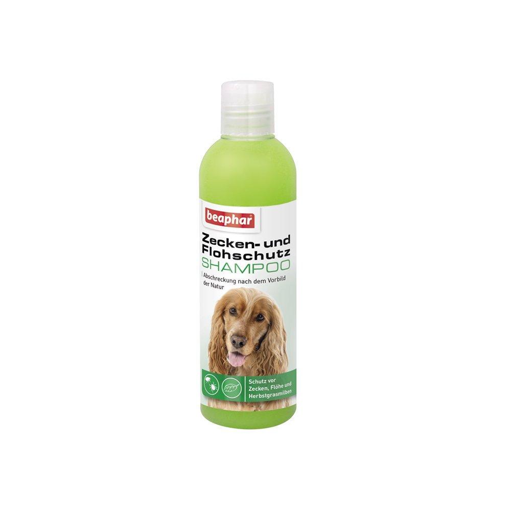 beaphar Zecken- und Flohschutz Shampoo, 250 ml
