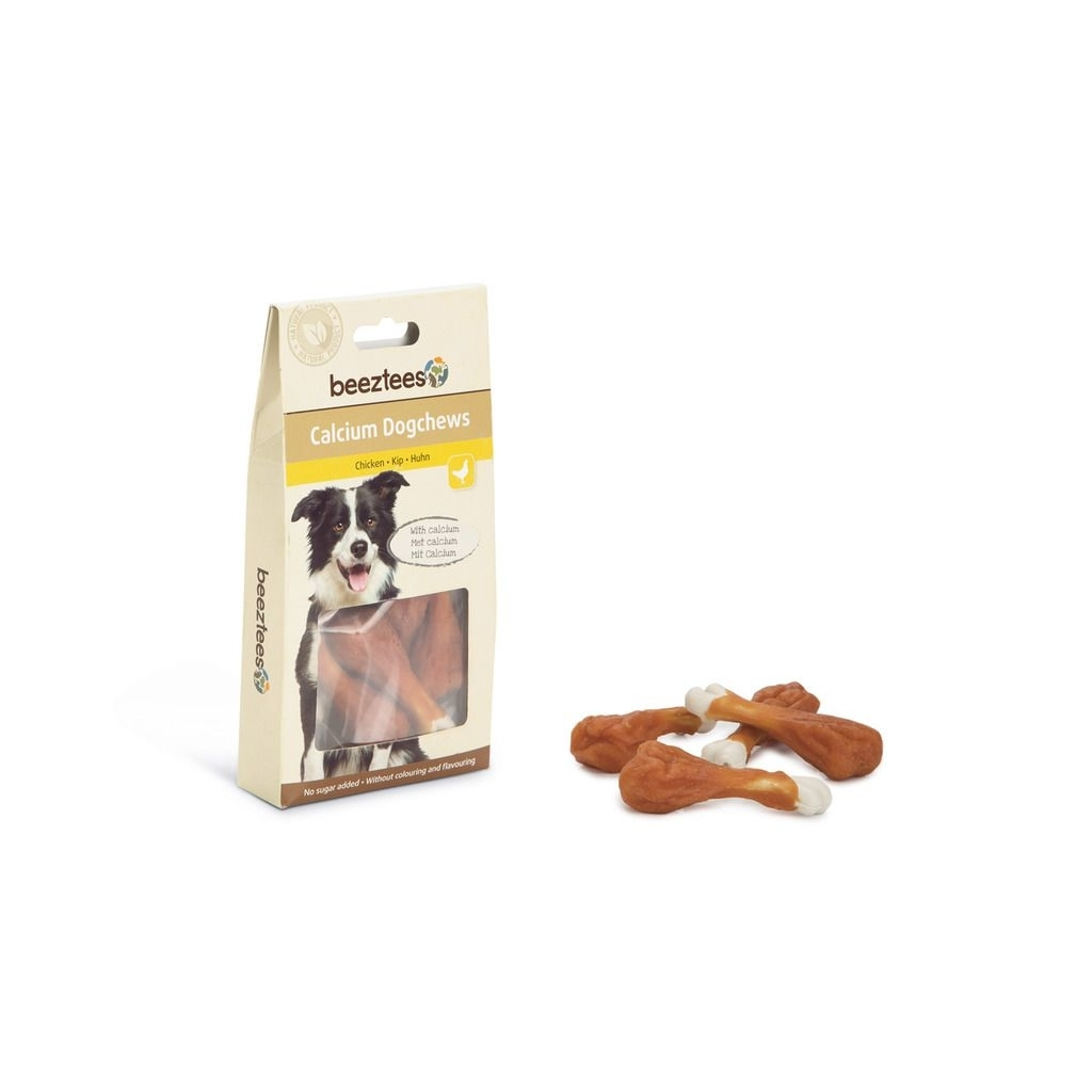 Beeztees Calcium Dogchews Hundesnack, Bild 2