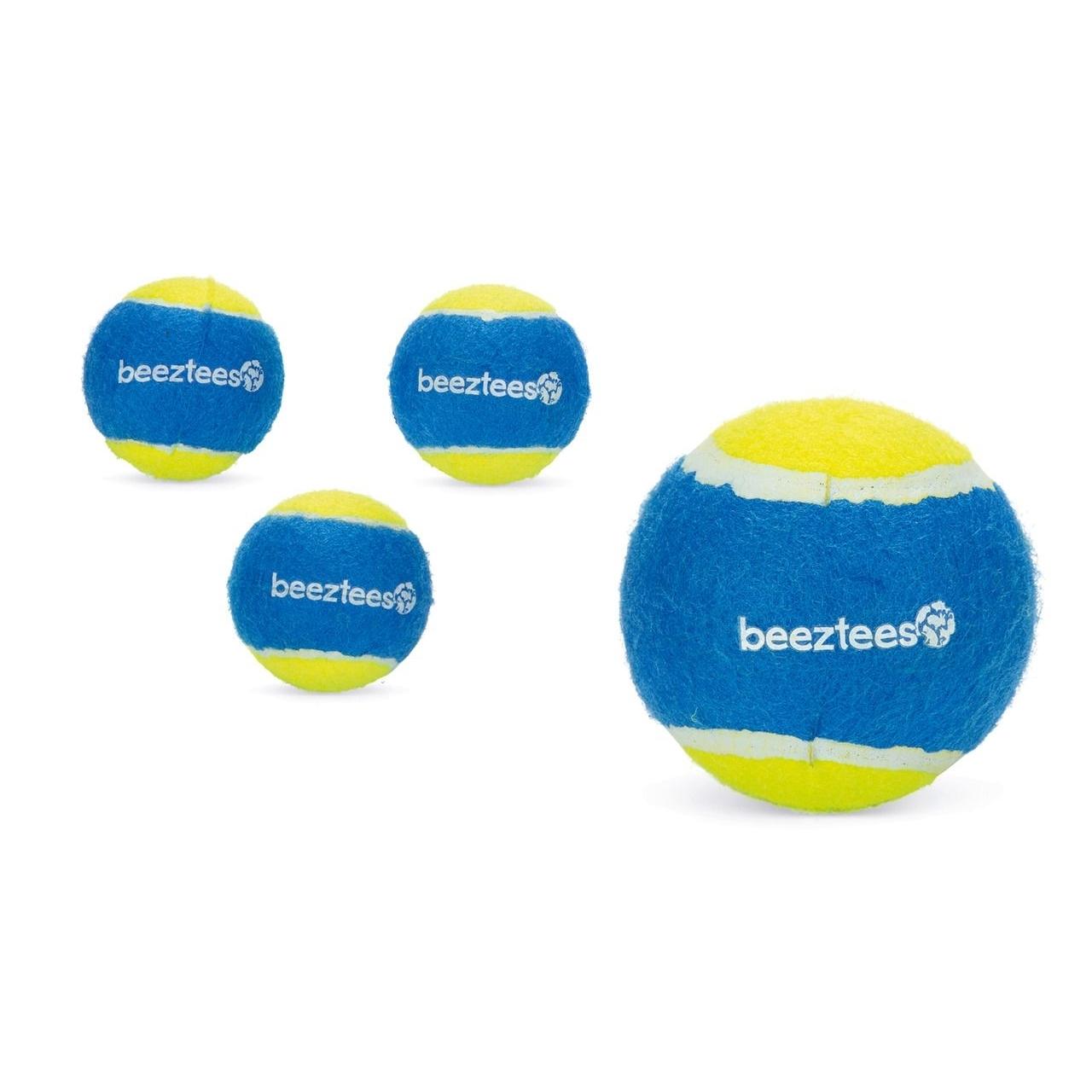 Beeztees Fetch Tennisball für Hunde