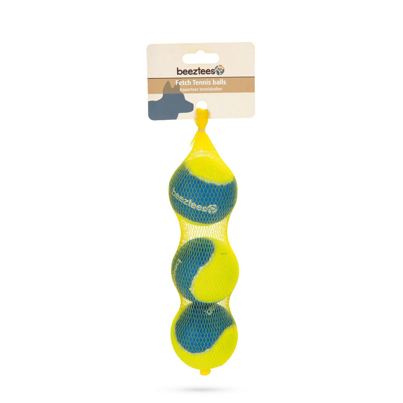 Beeztees Fetch Tennisball für Hunde, Bild 2